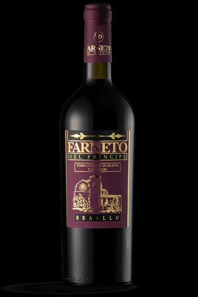 Farneto del Principe - vino Braello